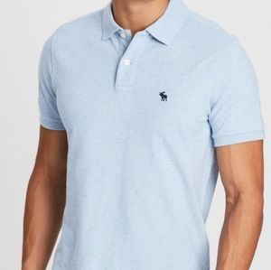 Abercrombie & Fitch polo shirt new